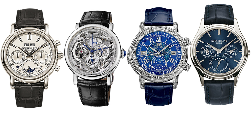 Patek Philippe Grand Complications Replica